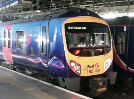 07. Oxenholme to Edinburgh Waverley